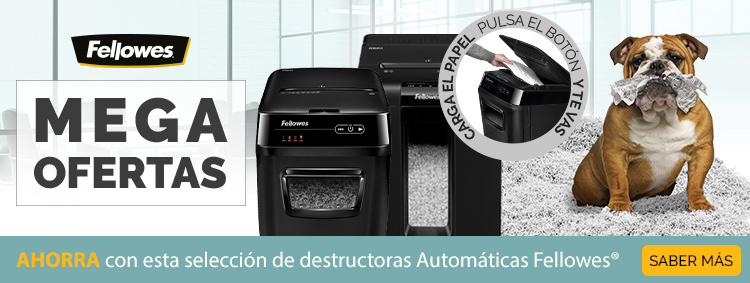 Mega Ofertas Fellowes