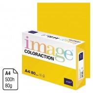 Papel Antalis Image Coloraction amarillo intenso A4 80 g. 500 h. ref. Sevilla