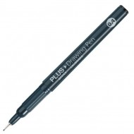 Rotulador calibrado Plus Office Drawing Pen ref. DP54-04