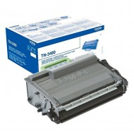 Toner láser Brother ref. TN3480 negro