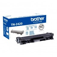 Toner láser Brother ref. TN2420 Negro