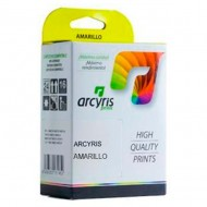 Cartucho Arcyris compatible con HP CD974AE Amarillo ref. 1941
