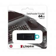 Memoria USB Kingston DataTraveler 100 64 GB G3