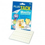 Masilla adhesiva Tack Plus Office 50 g.