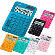 Calculadora Casio colores surtidos ref. MS-20-UC