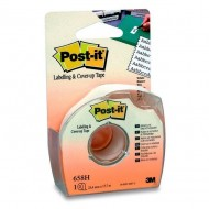 Cinta correctora removible Post-it 25 mm. x 18 m. ref. 658-HD
