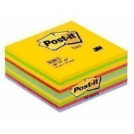 Cubo de notas reposicionables Post-it 76x76 mm ref. 2030-U