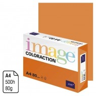 Papel Antalis Image Coloraction naranja A4 80 g. 500 h. ref. Amsterdam