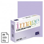Papel Antalis Image Coloraction lila A4 80 g. 500 h. ref. Tundra