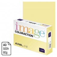 Papel Antalis Image Coloraction amarillo pastel A3 80 g. 500 h. ref. Desert