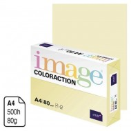 Papel Antalis Image Coloraction crema A4 80 g. 500 h. ref. Atoll