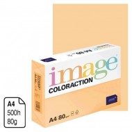 Papel Antalis Image Coloraction salmón A4 80 g. 500 h. ref. Savana