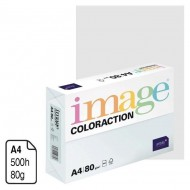 Papel Antalis Image Coloraction gris A4 80 g. 500 h. ref. Iceland