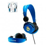Auriculares casco del Real Madrid